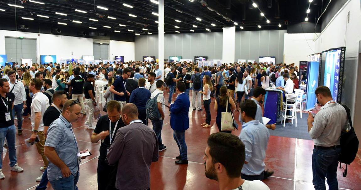 Israel Mobile Summit 2018 - Ilyon at the Israel Mobile Summit 2018